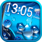 Raindrop & waterdrop Launcher Apk Download