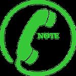 Note Call Recorder, Call Recording Apk Download
