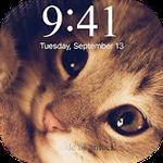 Kawaii Kitty Lock Screen Emoji Kitty Wallpaper Apk Download