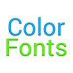 Color Fonts for FlipFont #1 Apk Download